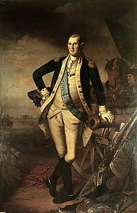 Portrait of George Washington, 1779