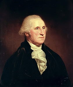 Portrait of George Washington, 1795