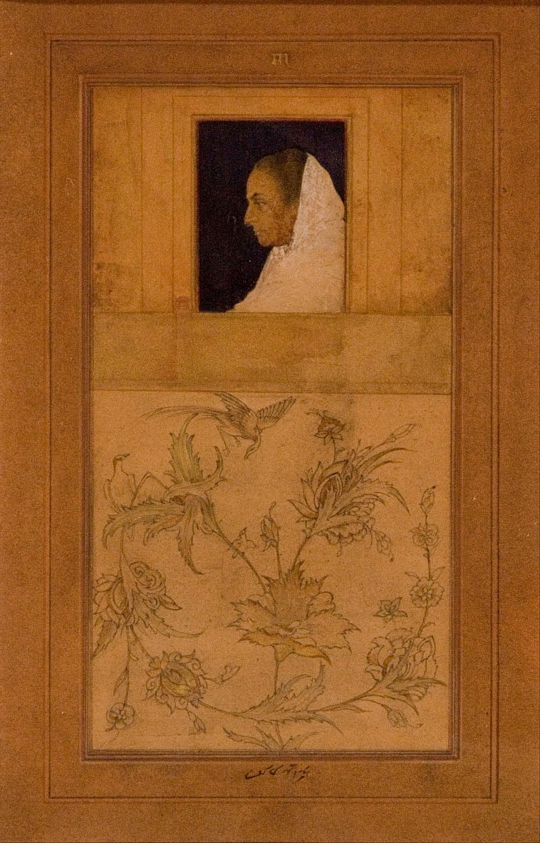 My Mother by Abanindranath Tagore