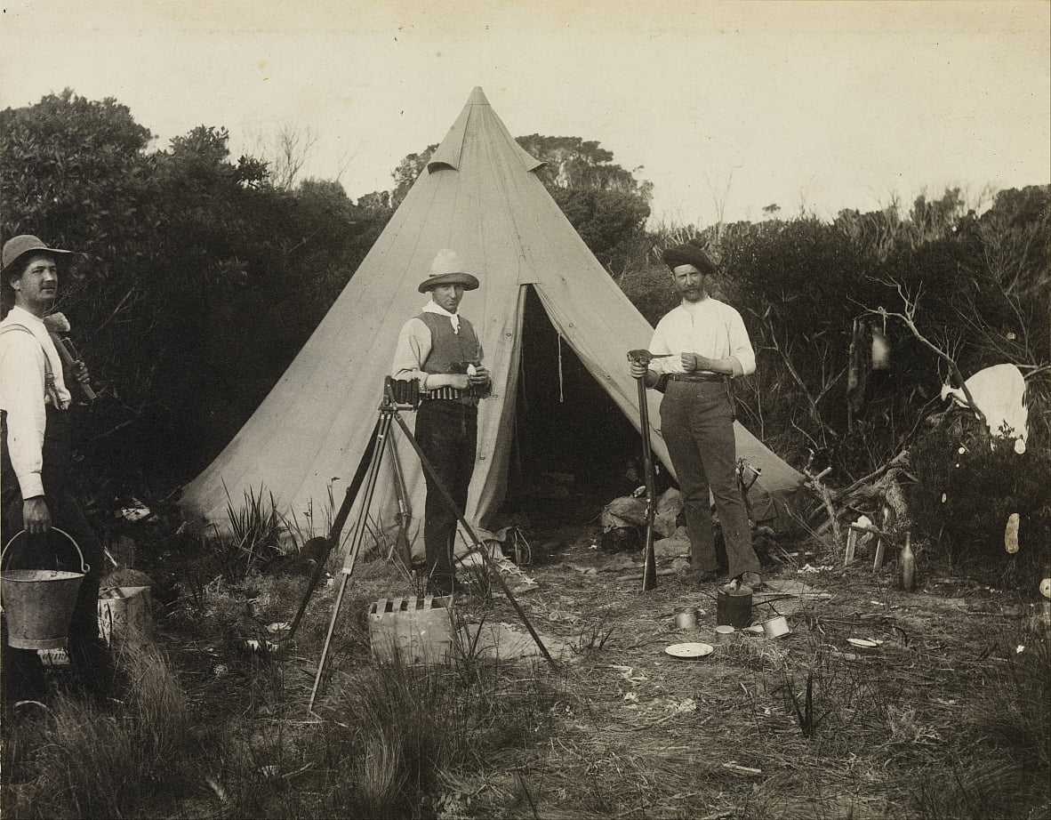Camp View, Field Naturalists