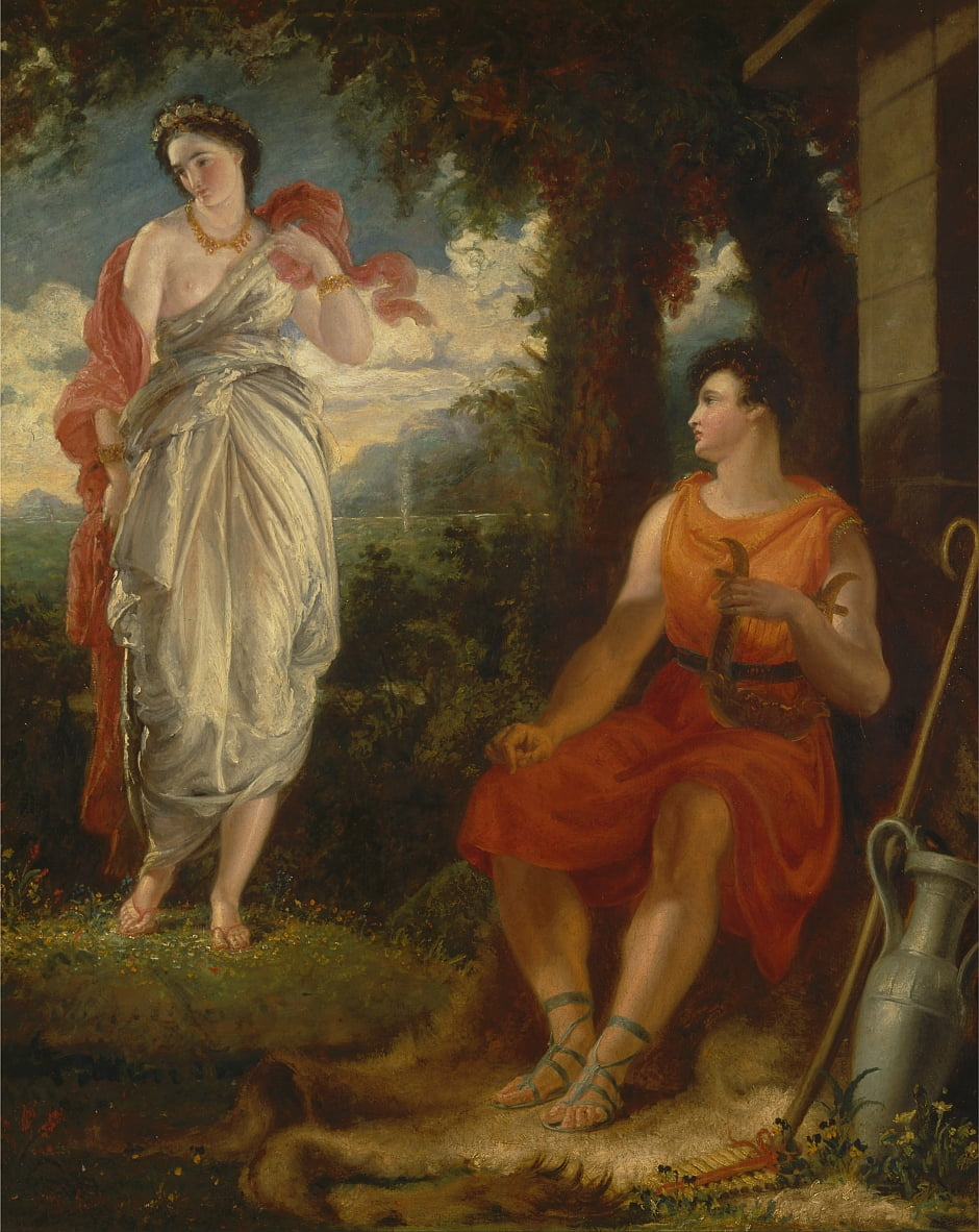 Venus and Anchises by Benjamin Haydon